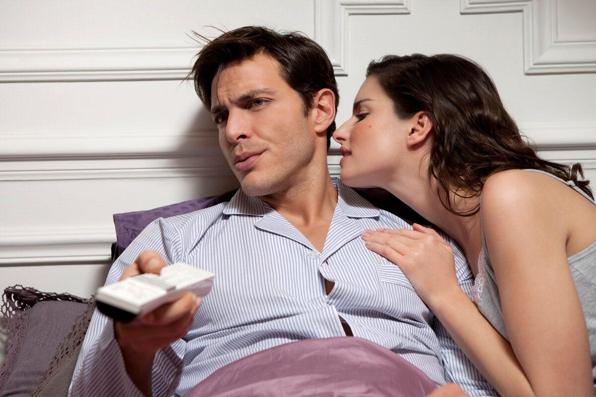 Психическая атака: как сохранить нервы любимому мужчине