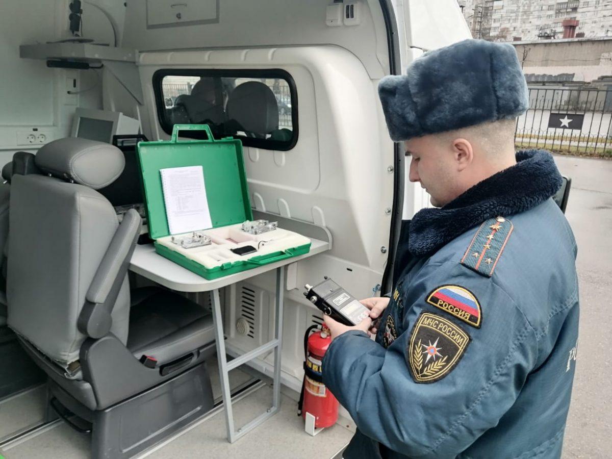 Роспотребнадзор не обнаружил превышения предельно допустимой концентрации опасных веществ в Канавинском районе