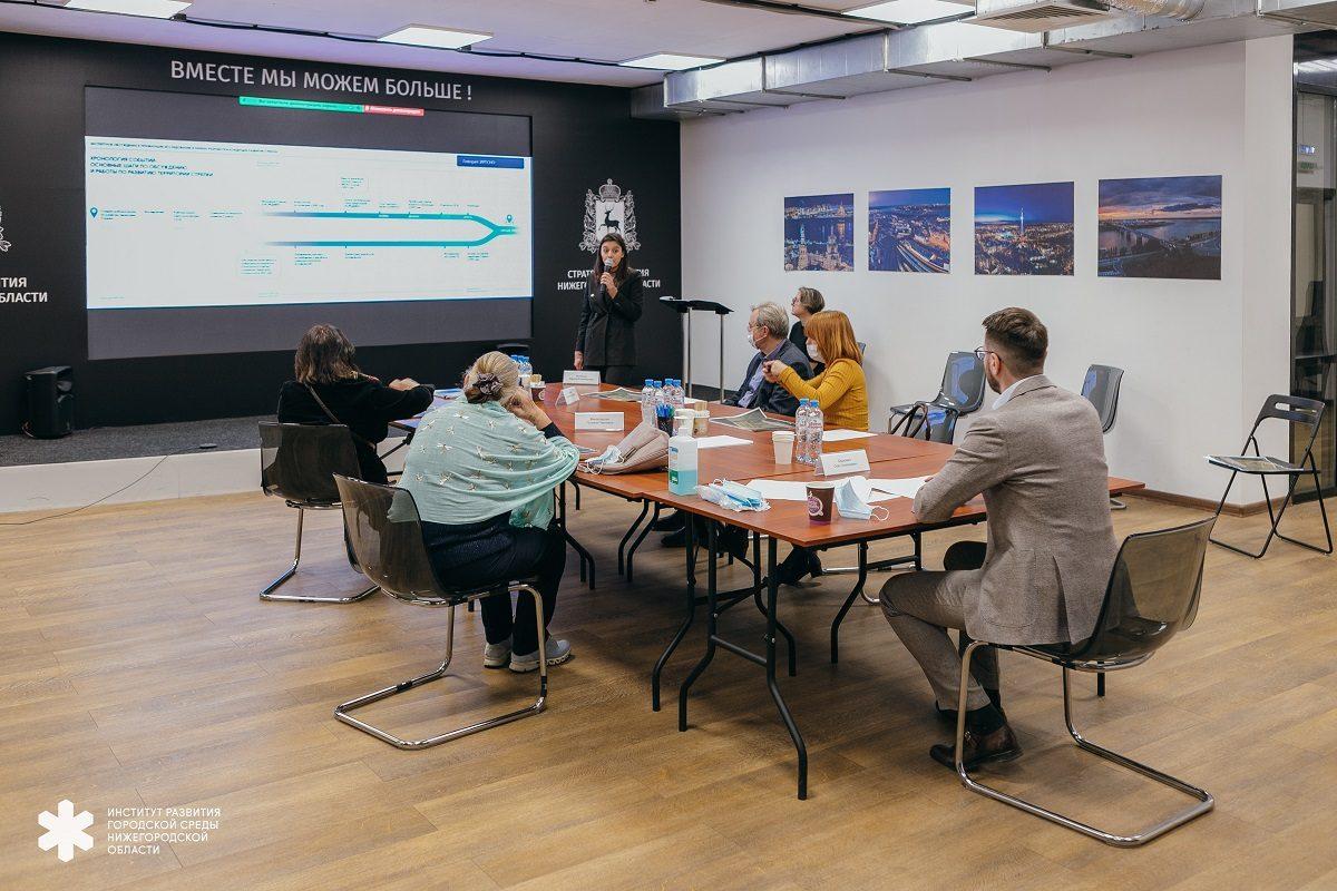 Архитектурный критик Марина Игнатушко представила исследование по развитию территории Стрелки
