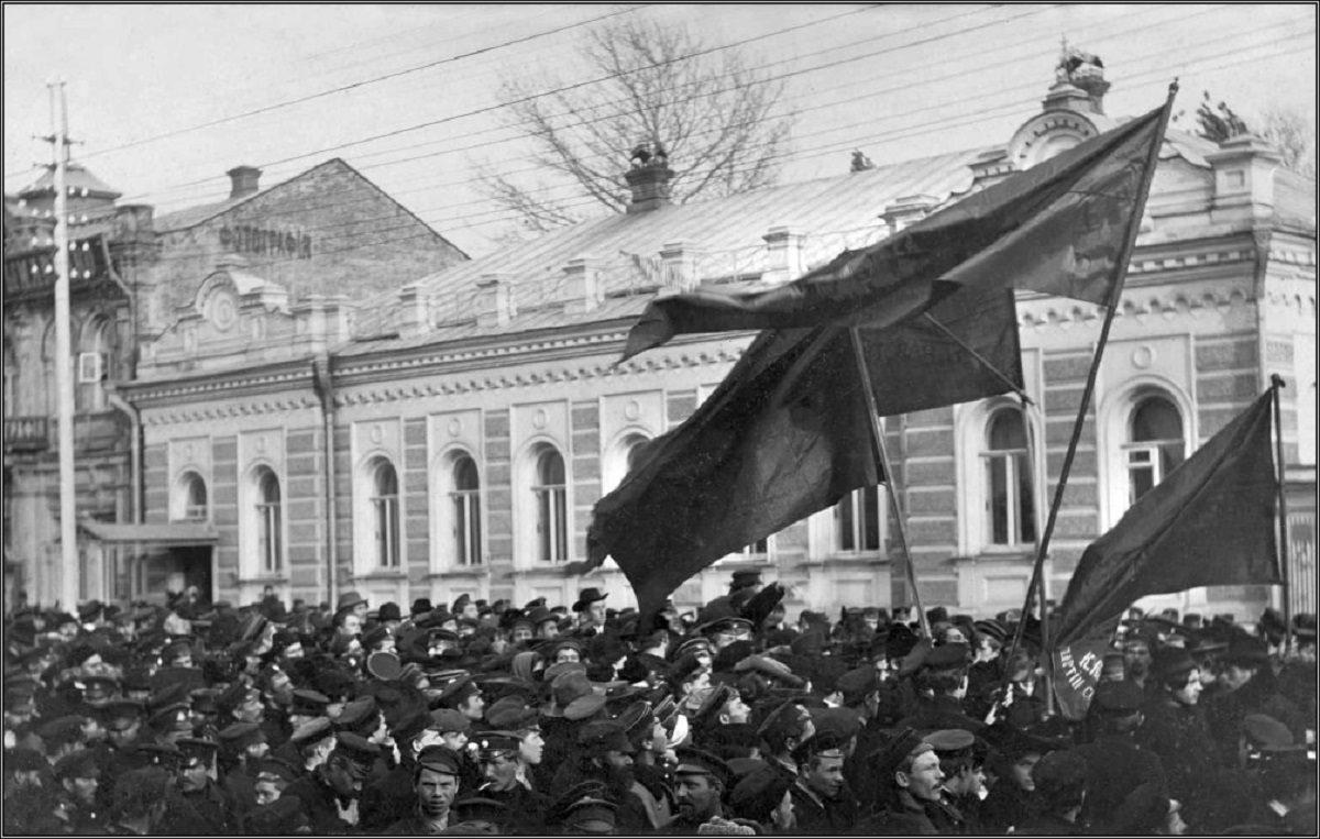 Империя под ударом: как японцы пытались устроить революцию в России