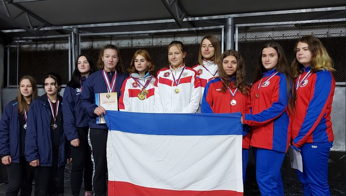 Нижегородская сборная завоевала три медали на Кубке России по городошному спорту