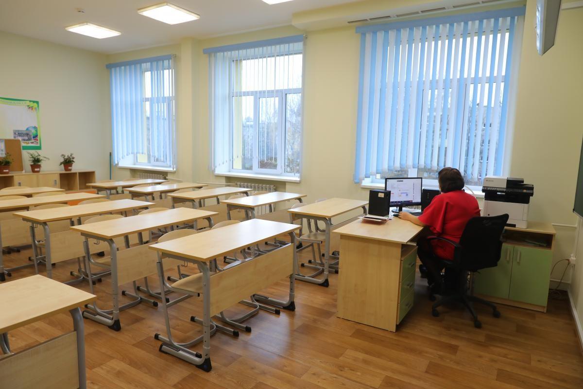 Стало известно, какие школы и гимназии Нижнего Новгорода отремонтируют в 2021 году