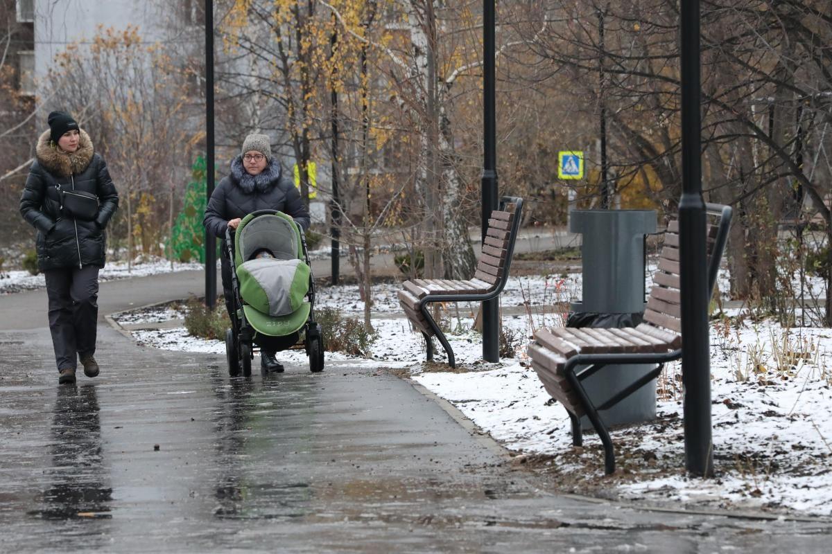 Тёплая и солнечная погода придет в Нижний Новгород в выходные