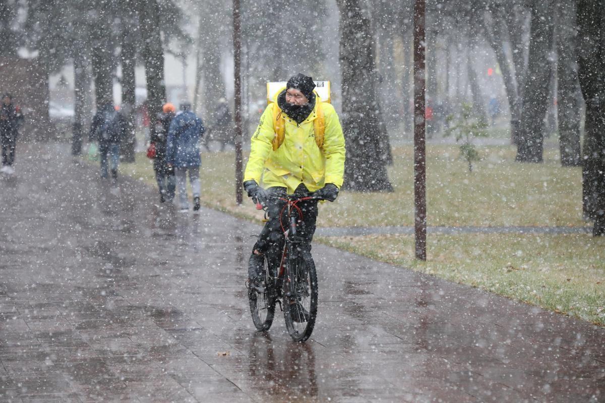 Много снега ждет нижегородцев в последнюю неделю ноября