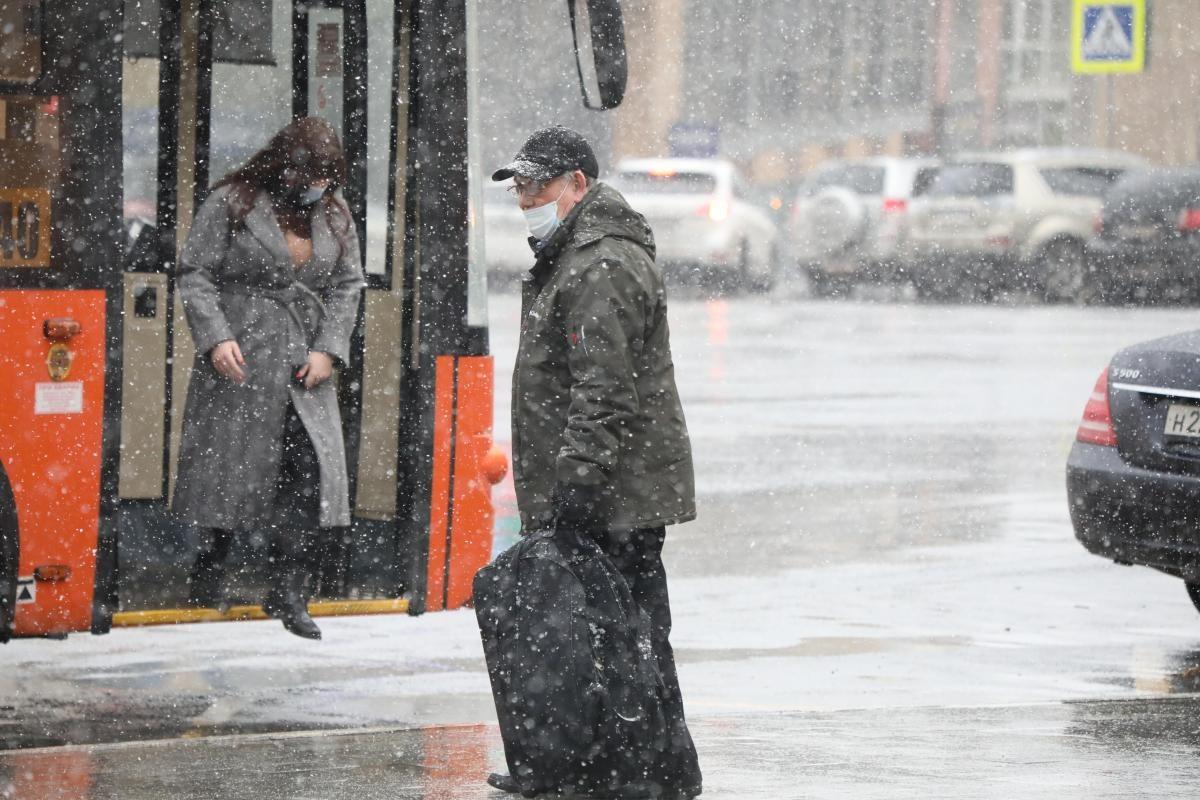 В региональном правительстве сообщили, почему в Нижнем Новгороде стал реже ходить общественный транспорт