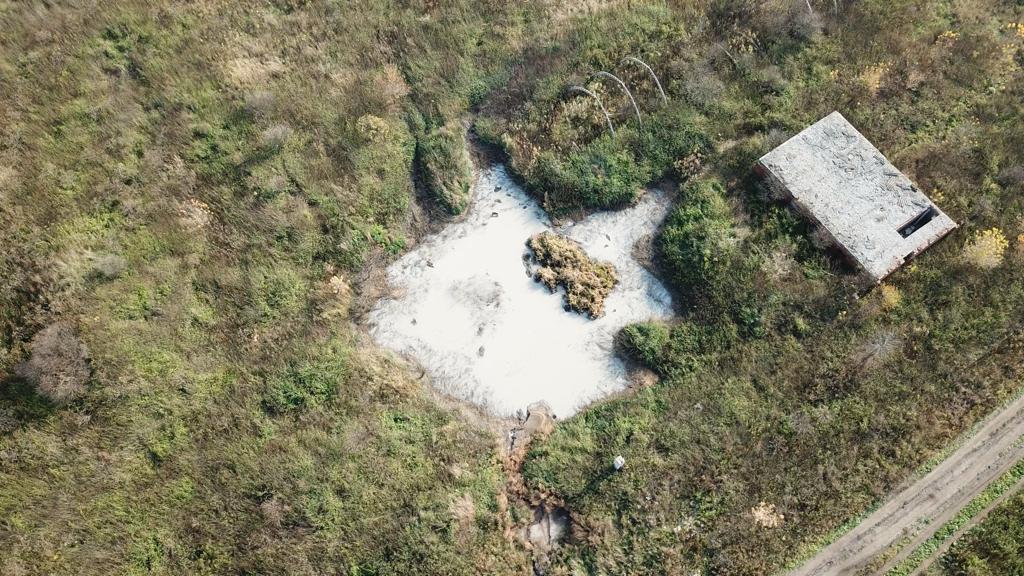 Жители Княгининского района жалуются на частную сыроварню, загрязняющую местную реку