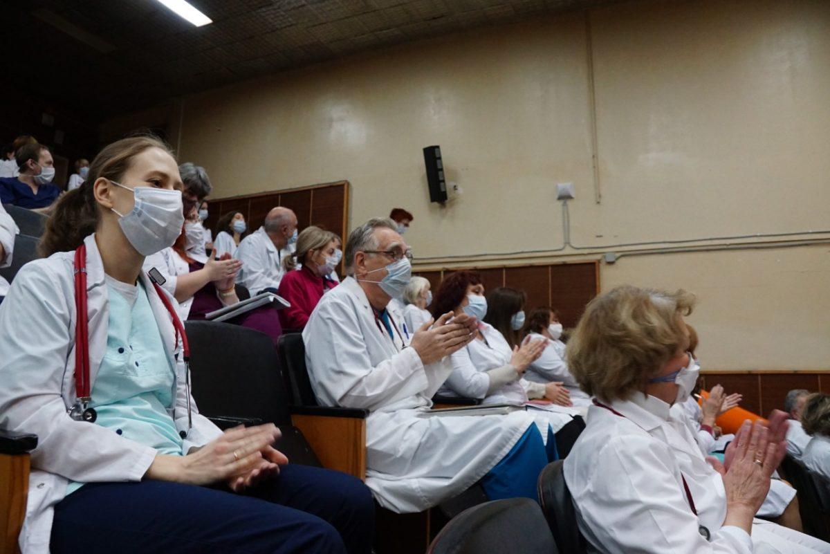 Масштабный ремонт Нижегородской областной детской клинической больницы пройдет в 2021 году