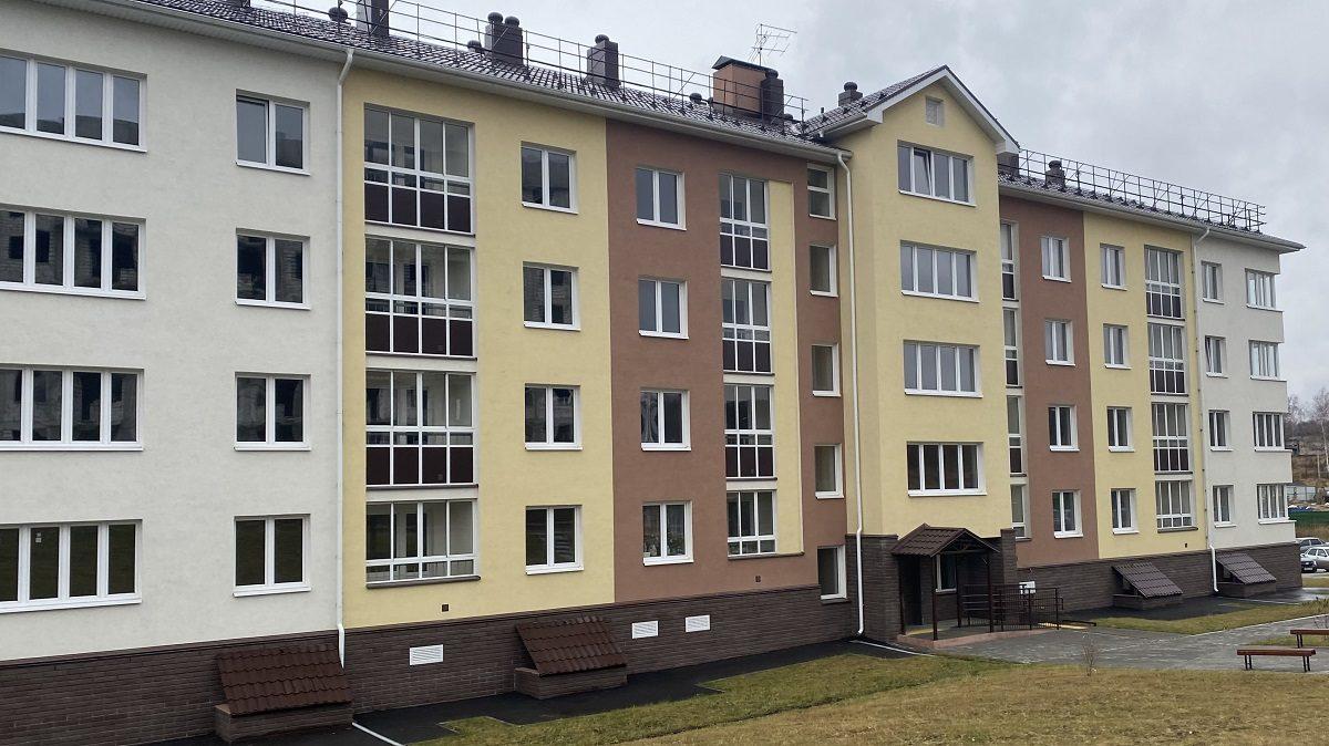 Дома №14 и №15 вЖК «Новинки Smart City» ввели вэксплуатацию