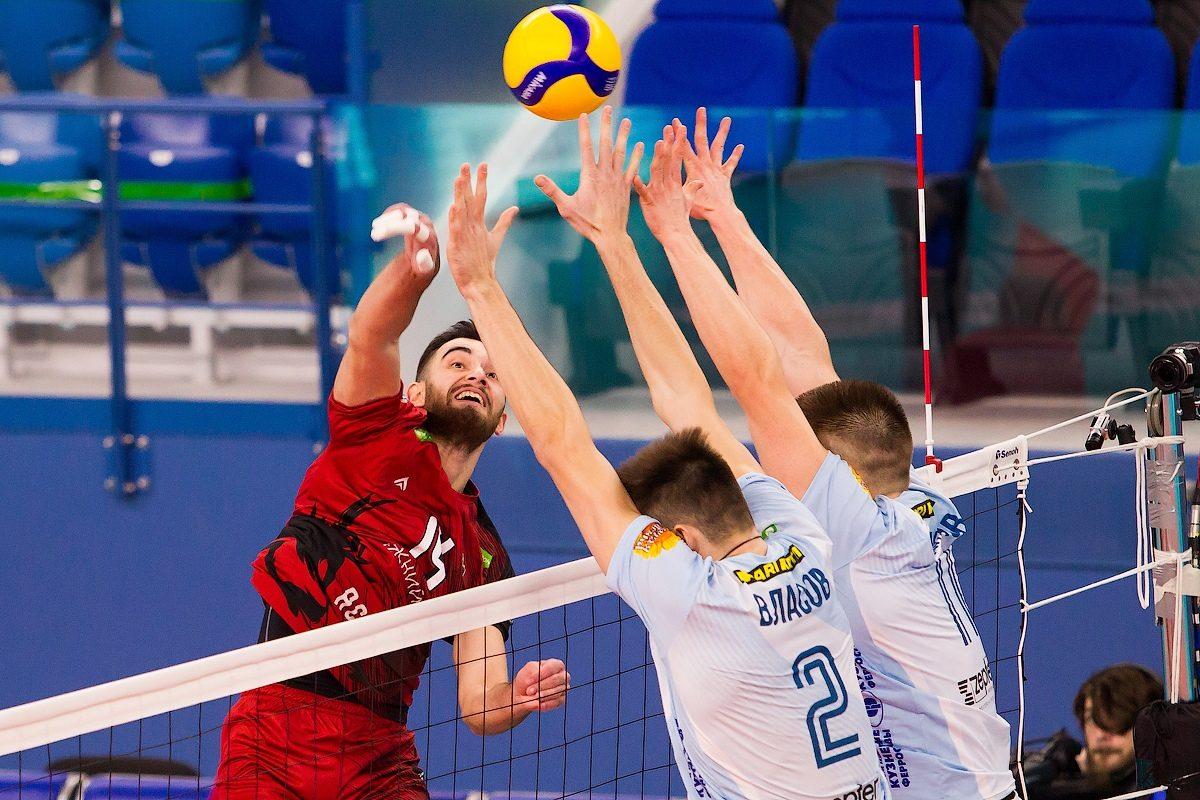 Волейболисты АСК не смогли пробиться в «Финал 4-х» Кубка России