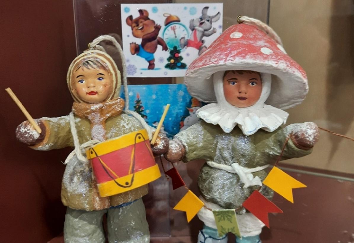 Анна Тимофеева ватные игрушки