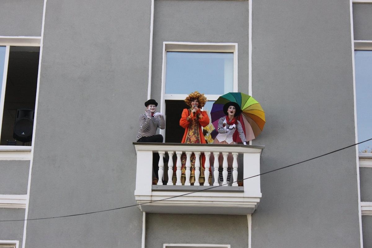 ДКХ театр балкон