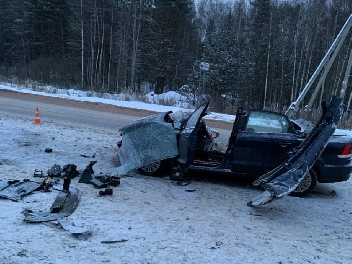 Мужчина погиб в ДТП с инкассаторской машиной в Нижнем Новгороде