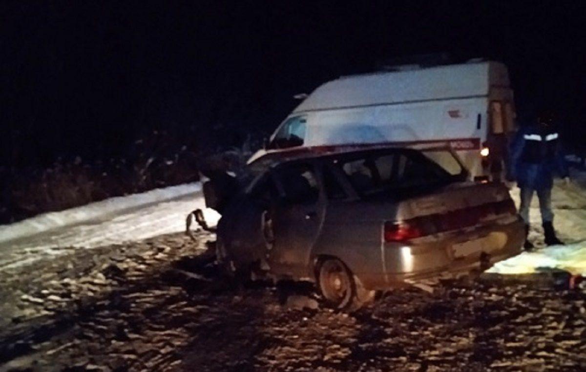 Два человека погибли в страшном ДТП на трассе «Шахунья-Киров»