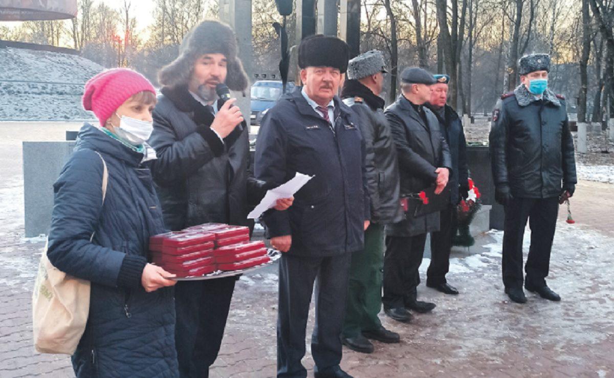 В Нижнем Новгороде почтили память воинов, павших в локальных конфликтах