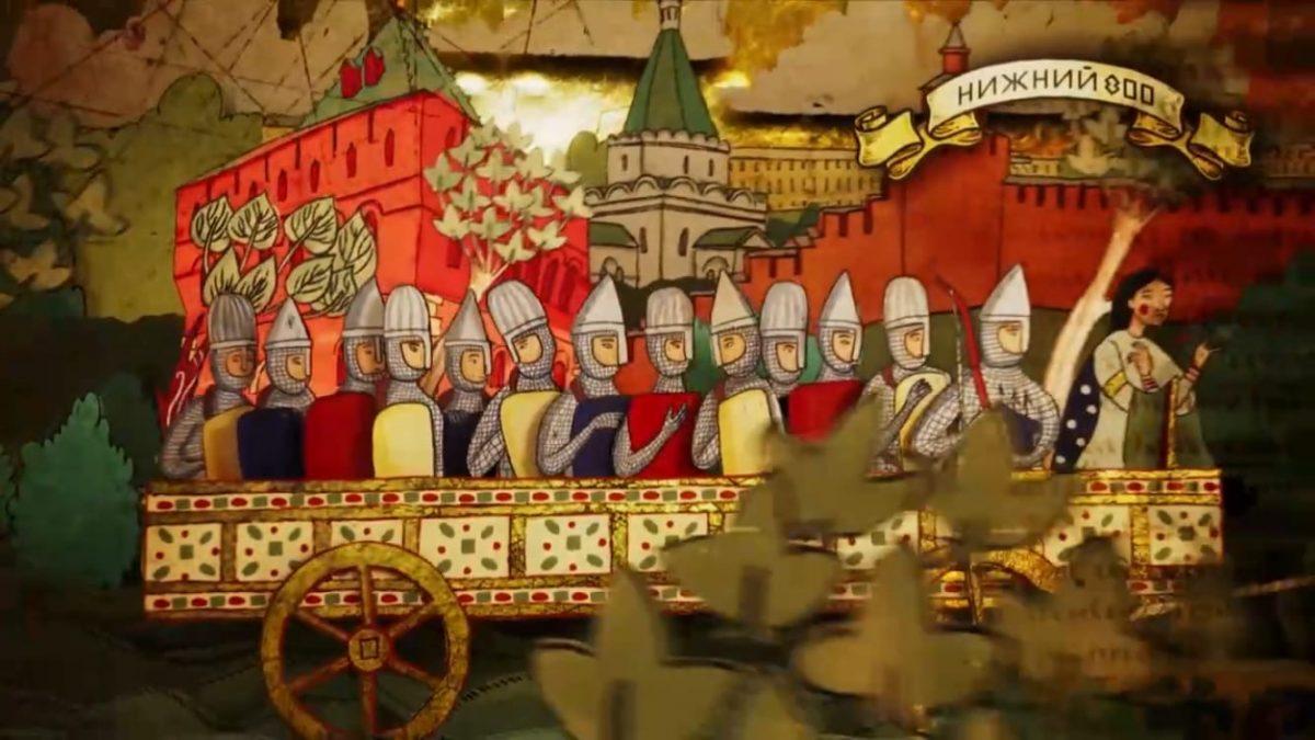 Новый эпизод сериала «Чума! Вторая волна» посвящен 800-летию Нижнего Новгорода