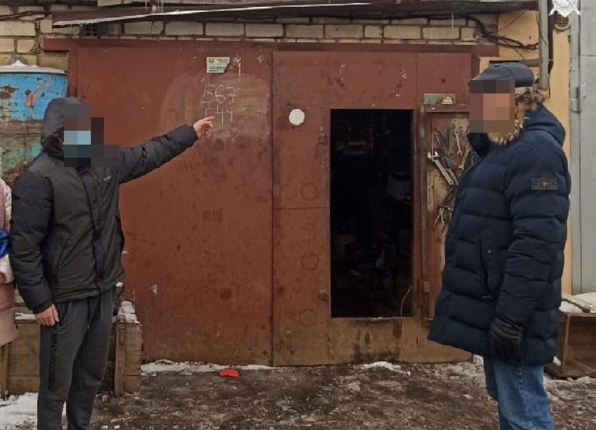 Подросток с другом похитили более 300 тысяч рублей из пункта металлолома в Дзержинске