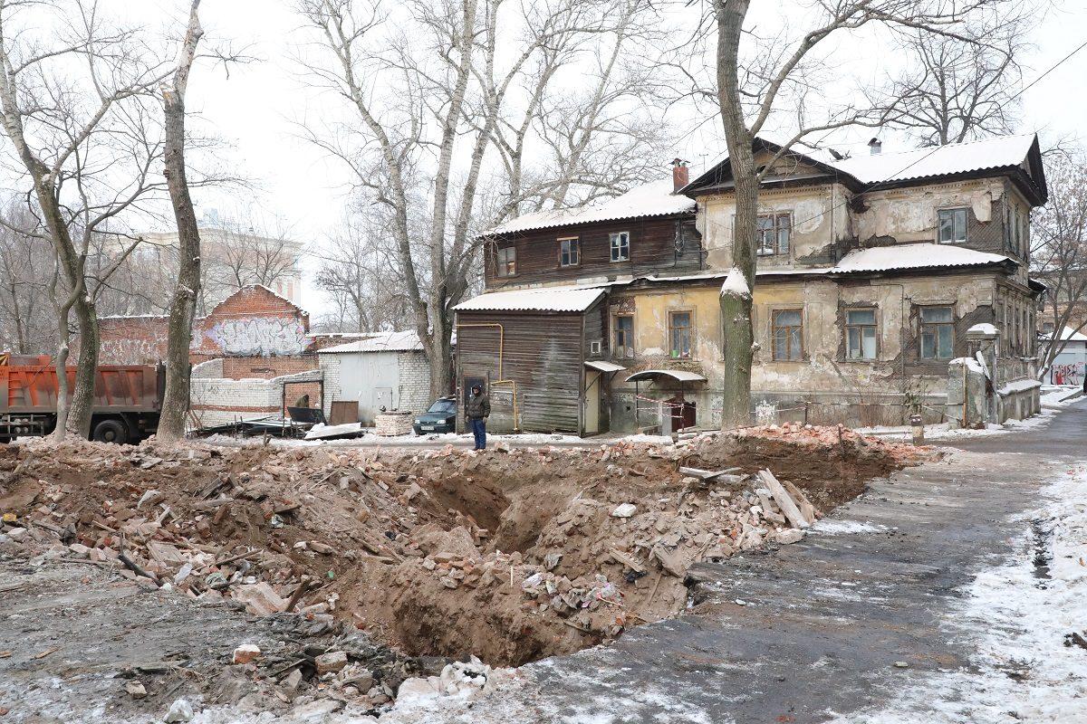 Не видят дальше сноса: почему в городе начали избавляться от старых домов
