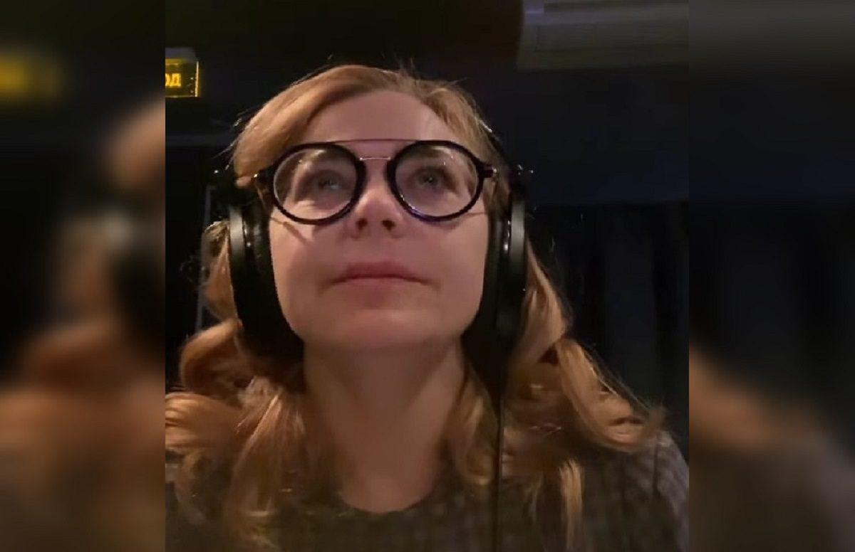 Актриса Ирина Пегова «отдала» свой голос персонажу мультфильма