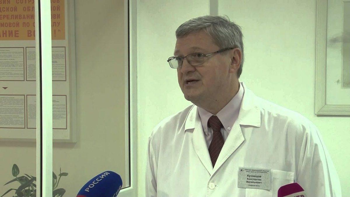 Скончался главврач Нижегородского центра переливания крови Константин Кузнецов