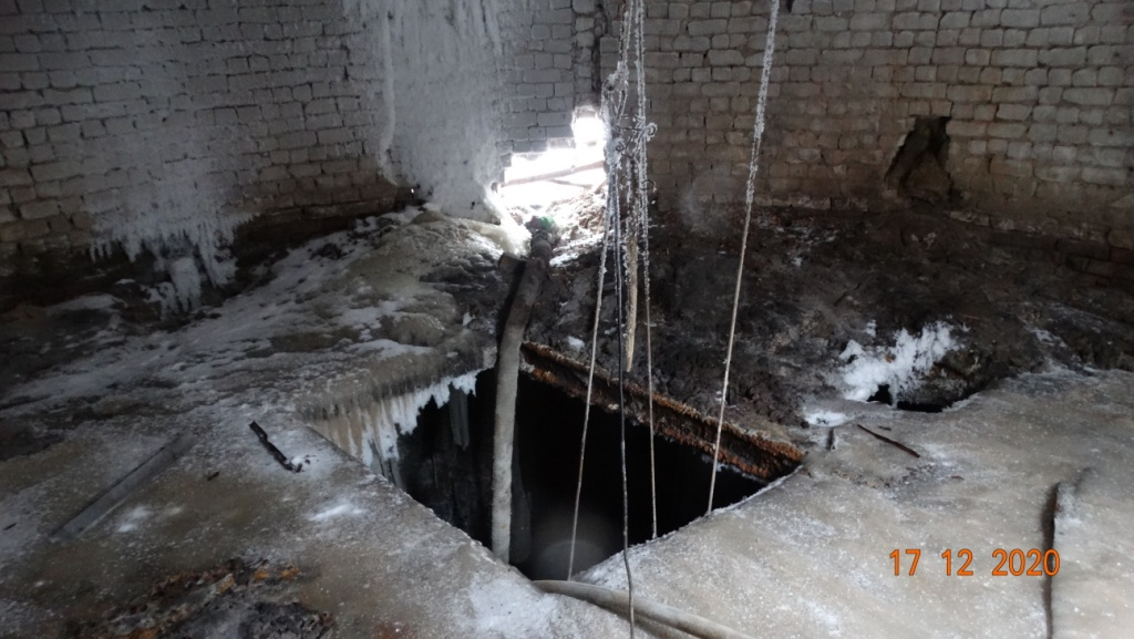 В Бутурлино ввели режим ЧС из-за экологической катострофы: идет реконструкция очистных сооружений