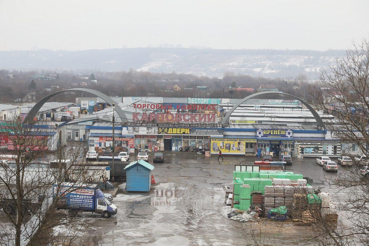 Раскинули торгами: почему Карповский строительный рынок закрылся со скандалом
