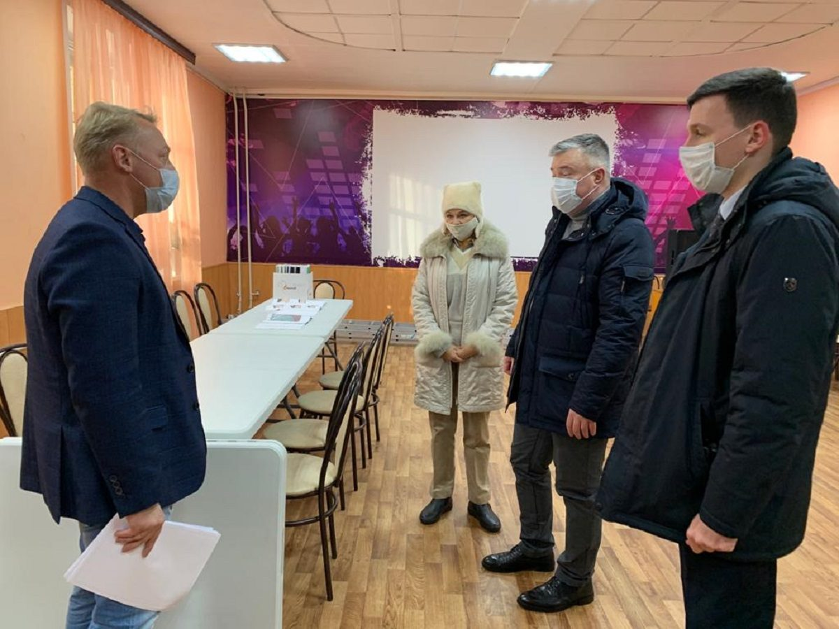 Артем Кавинов: «В Городецком районе активно готовятся к реализации планов следующего года»