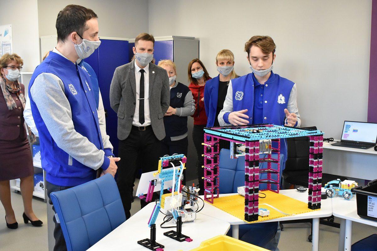 Детский технопарк «Кванториум» открывает набор в Нижнем Новгороде