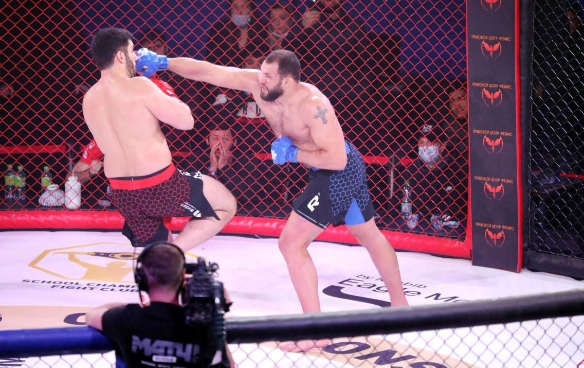 «Сила и энергия лучших бойцов»: Давид Мелик-Гусейнов поделился впечатлениями от боев MMA