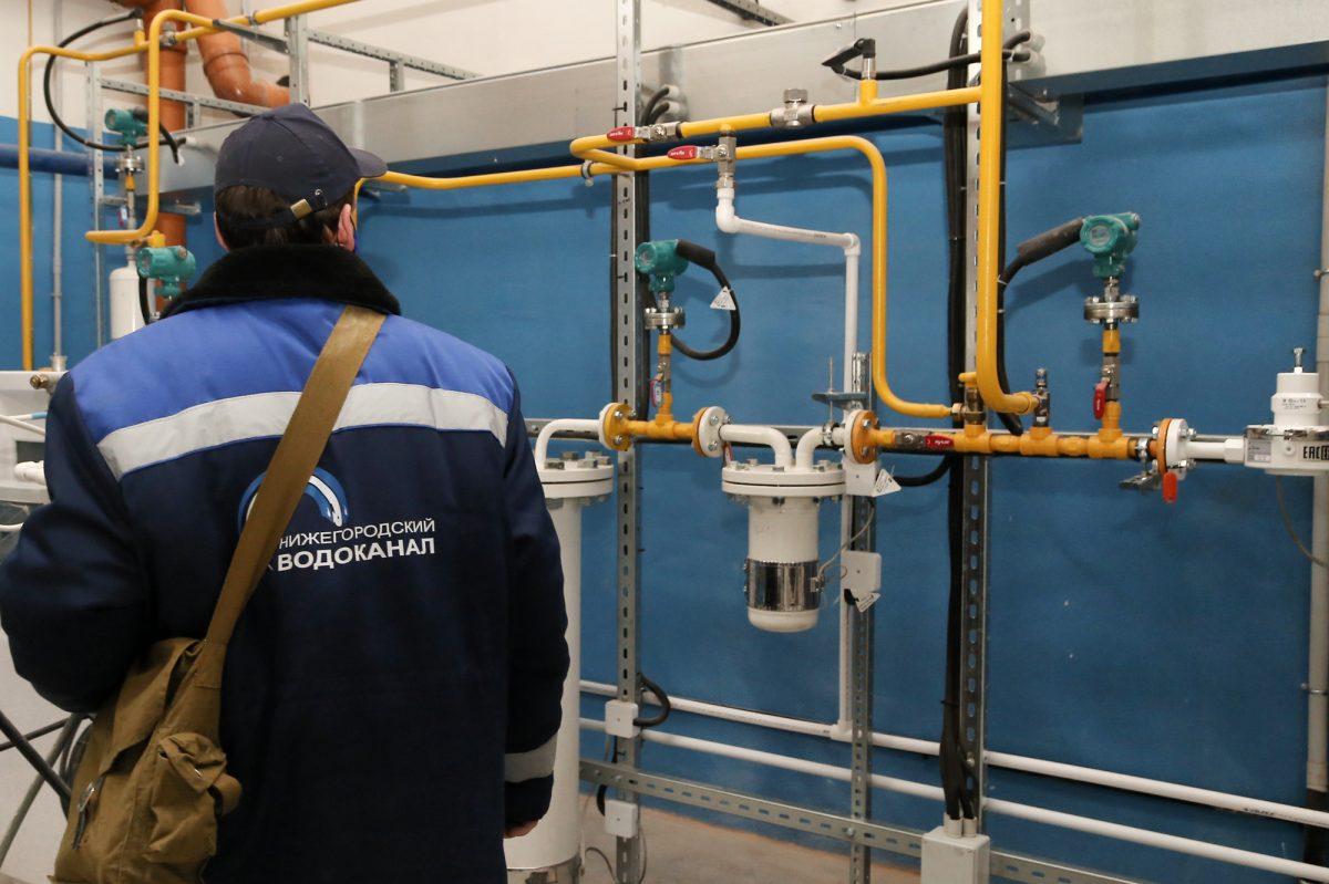 Модернизация хлораторной на водопроводной станции «Малиновая гряда» выполнена на 90%