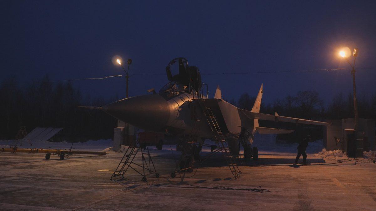 Специалисты нижегородского авиазавода «Сокол» модернизировали истребители-перехватчики МиГ-31