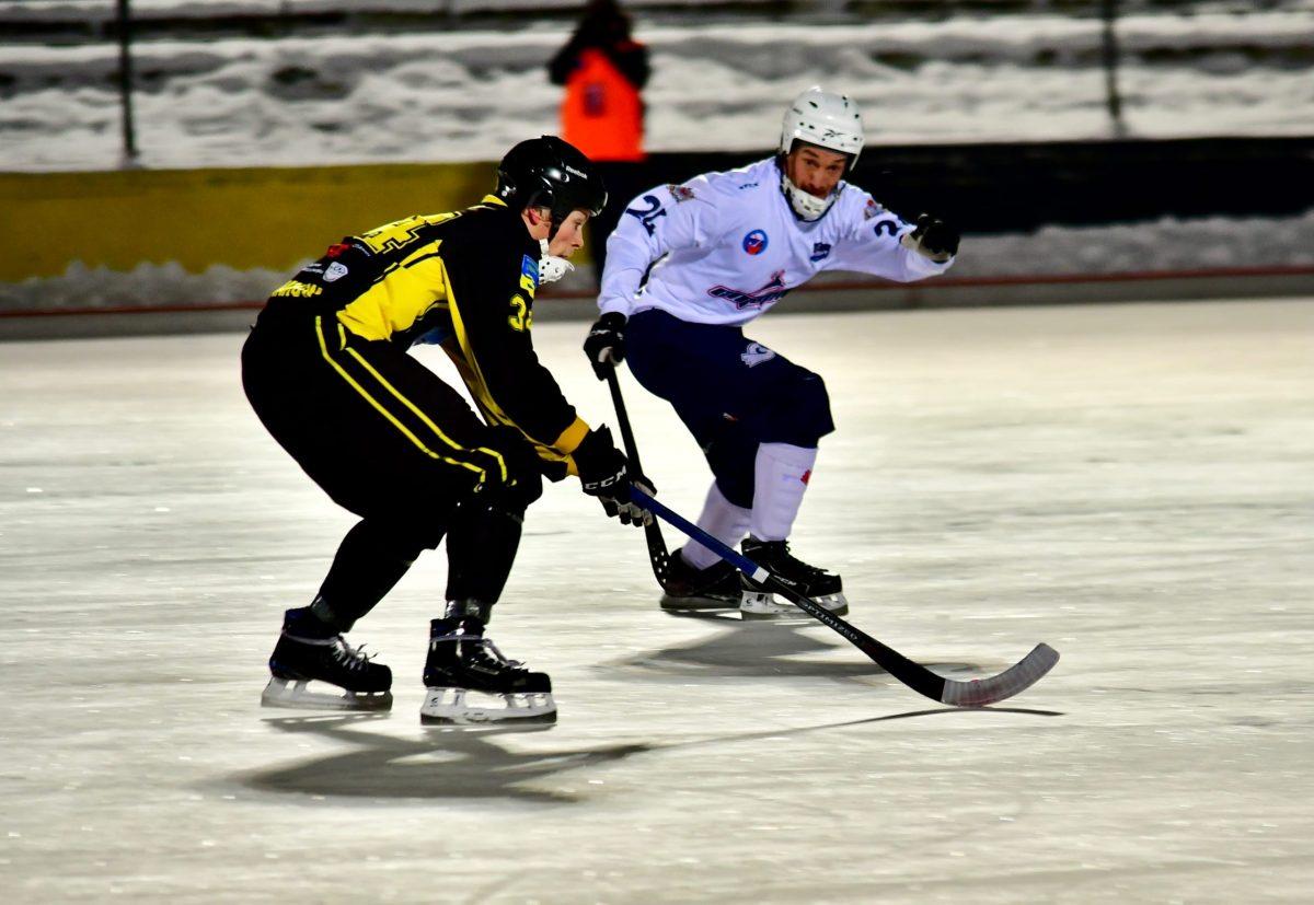 Хоккеисты нижегородского «Старта» взяли 3 очка в Мурманске