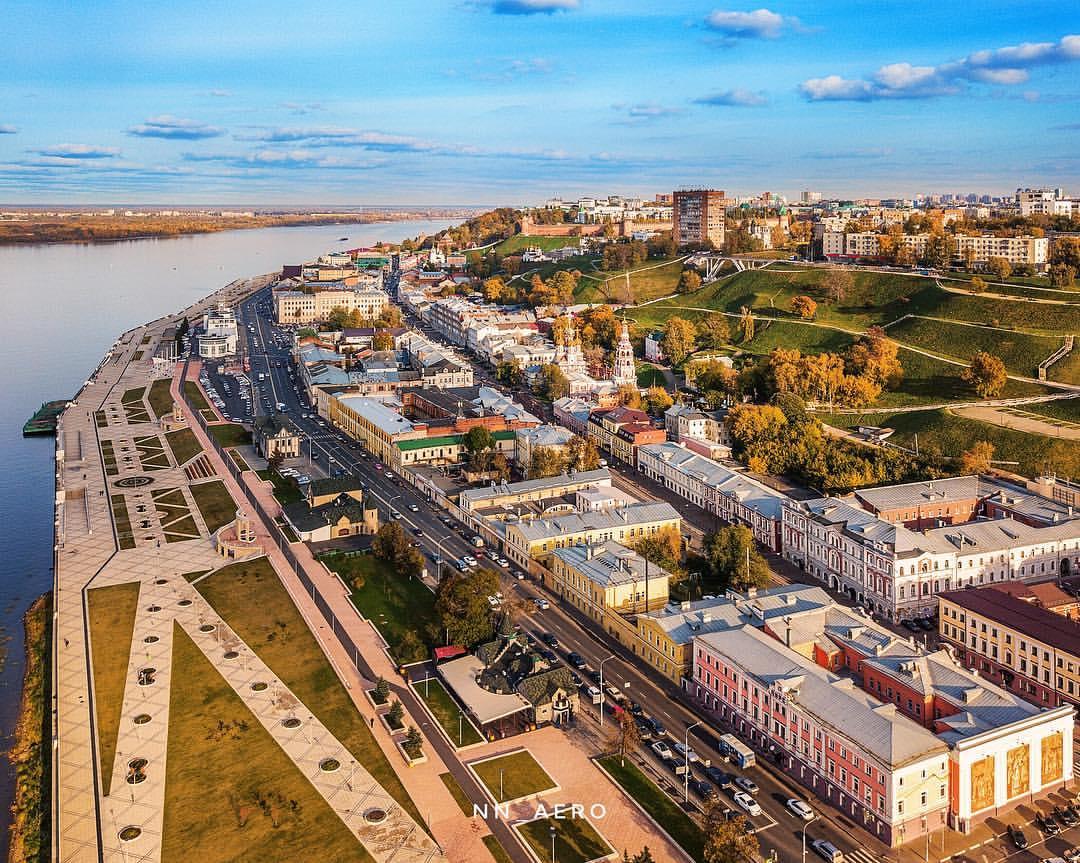Автобусные маршруты изменятся из-за ограничений движения на Нижне-Волжской набережной, площадях Маркина и Благовещенской