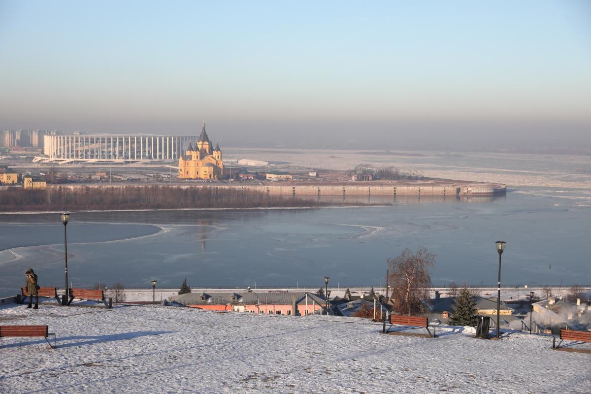 Гала-мероприятия в честь 800-летия Нижнего Новгорода могут пройти на Стрелке