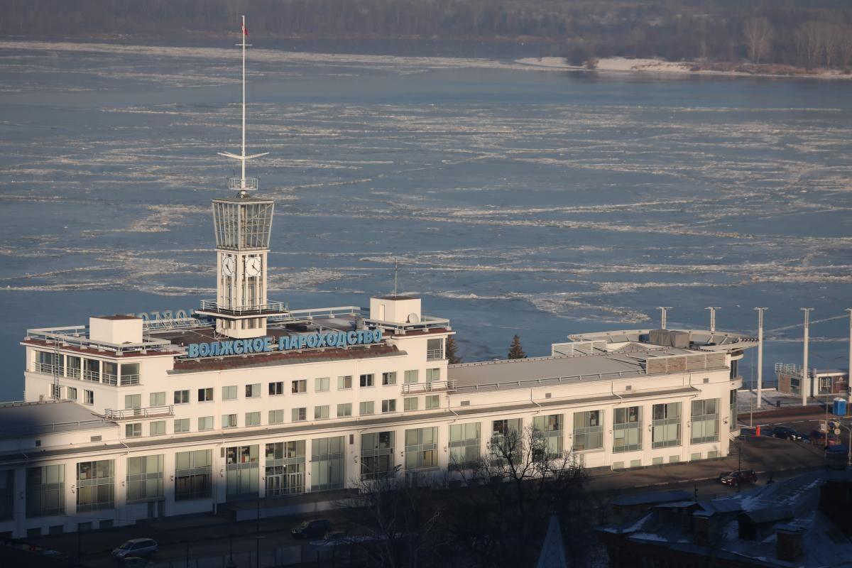 Новое выставочное пространство откроется в здании бывшего Речного вокзала Нижнего Новгорода