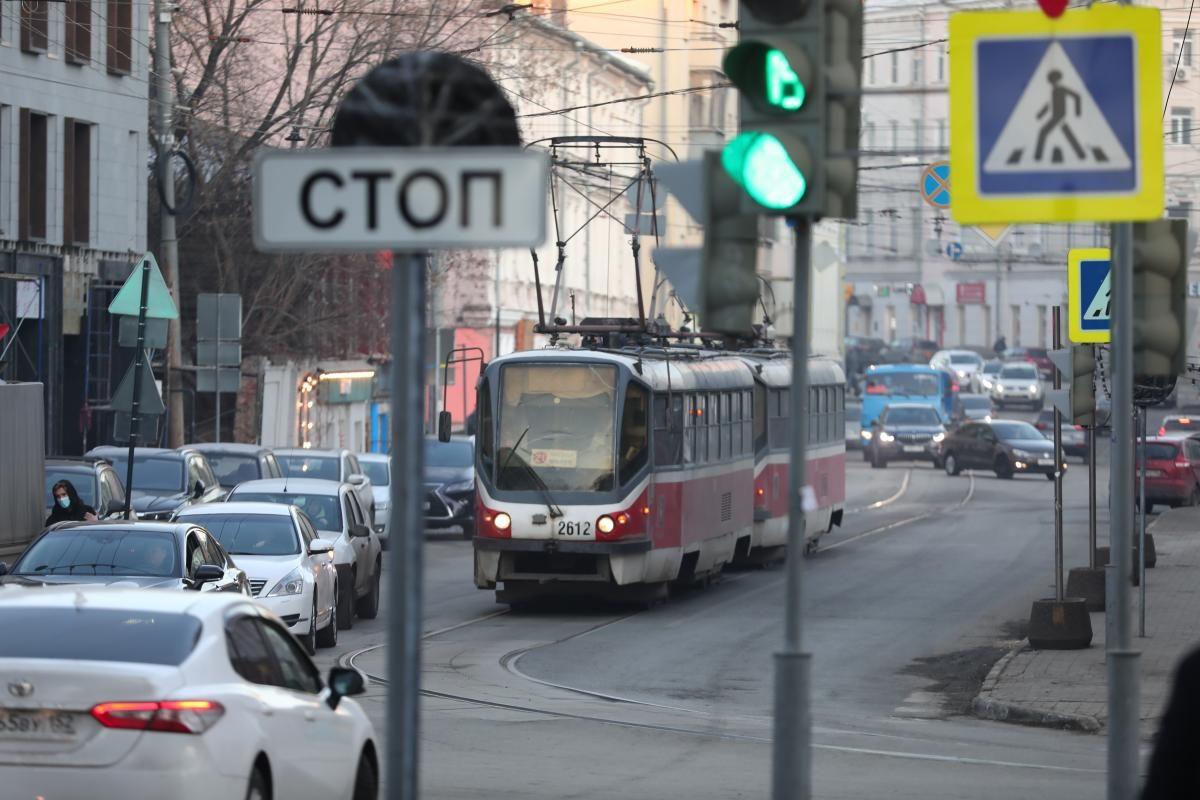 50 светофоров изменили режим работы на дорогах Нижнего Новгорода