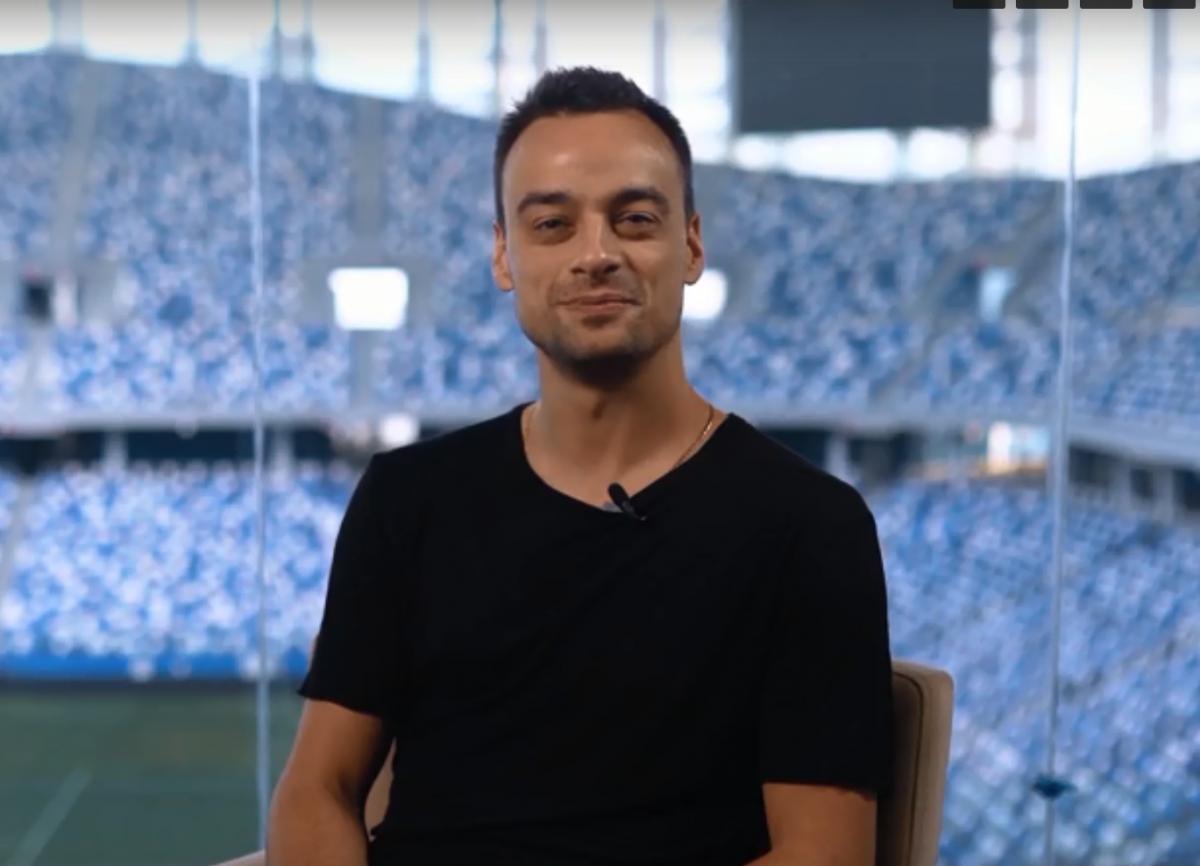 Павел Занозин рассказал о своей профессии и интервью с Бекхэмом