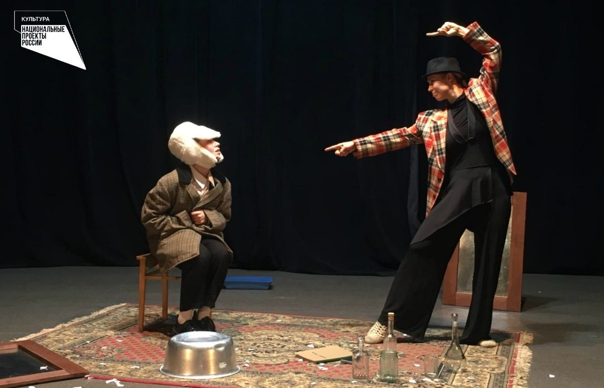 Нижегородских актеров ирежиссеров отметили премией «Общественная инициатива вобласти театрального искусства»