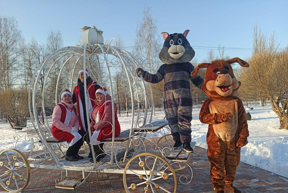 Зима в Простоквашине: чем знаменита деревня вТонкинском районе