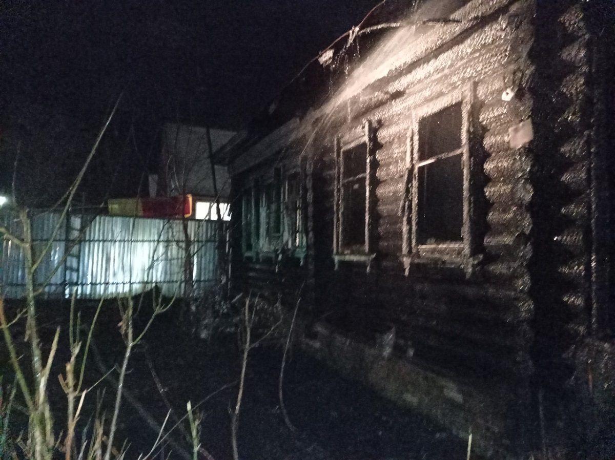 Двое мужчин погибли из-за неосторожности при курении в Нижегородской области