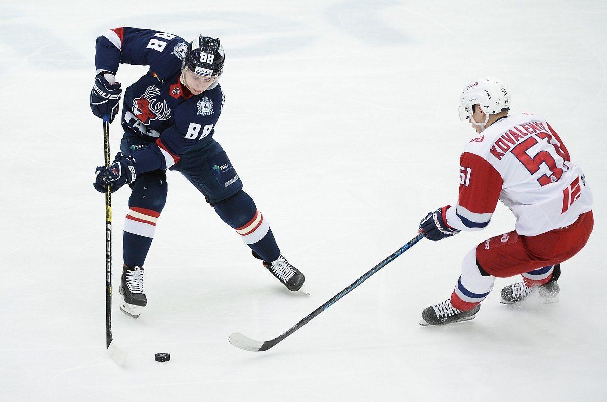 Хоккеисты «Торпедо» на победной ноте завершили игры в 2020 году