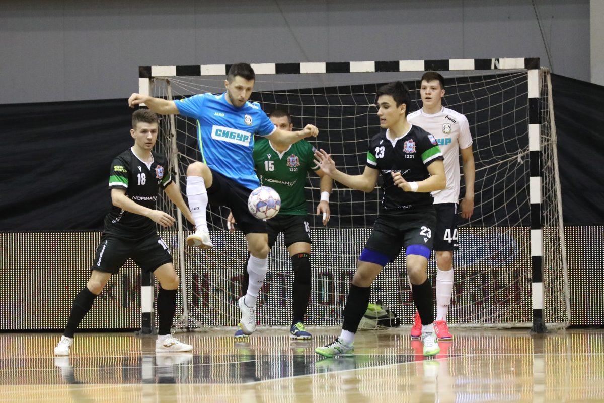 Второй матч против «Тюмени» принёс МФК «Торпедо» ничью