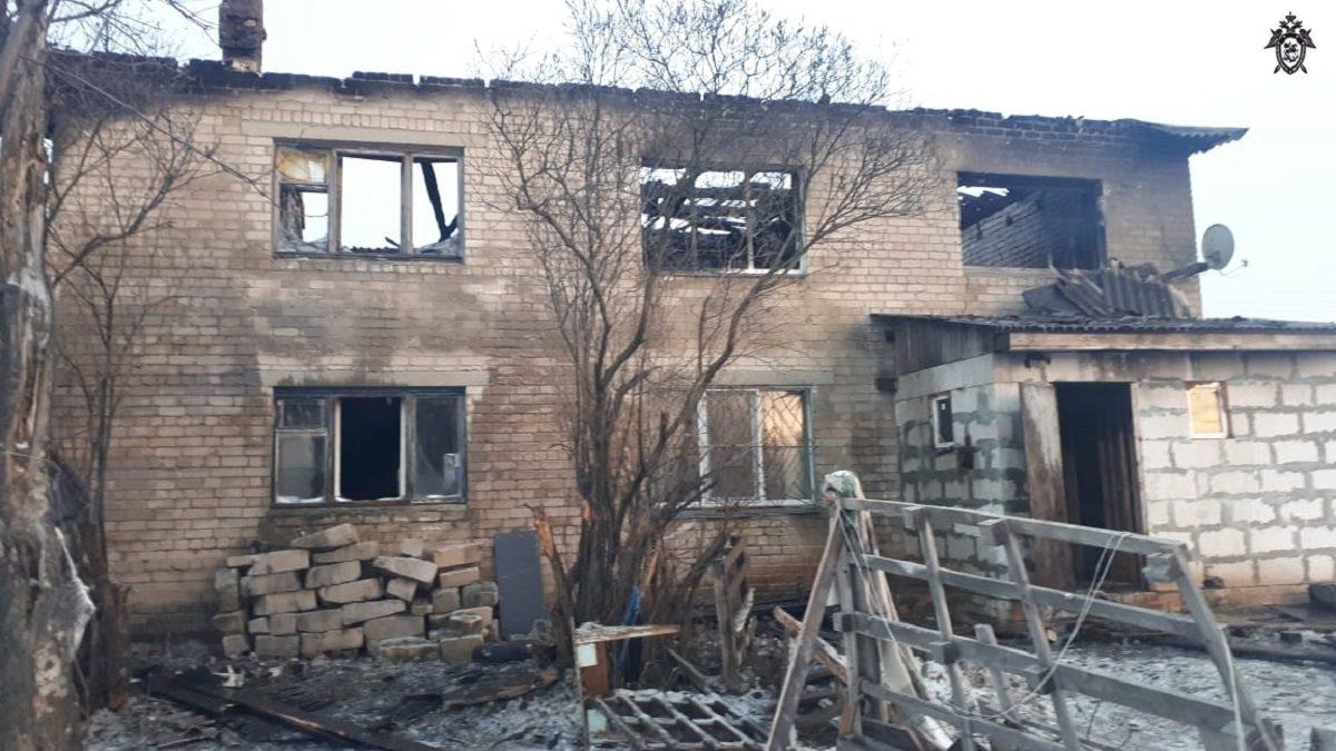 На Бору выясняют обстоятельства гибели пенсионерки на пожаре