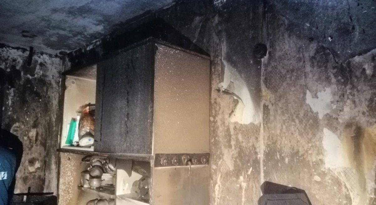 Один человек погиб на пожаре в Канавинском районе