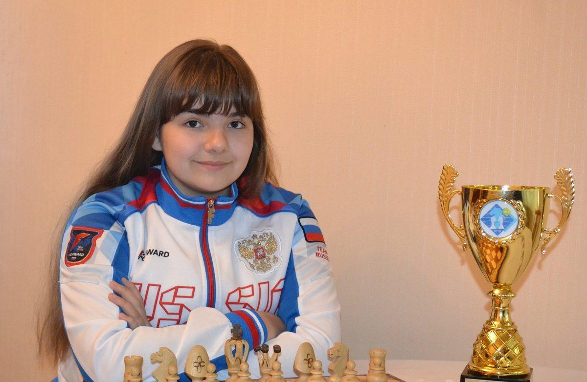 Юная нижегородка стала бронзовым призером первенства Европы по шахматам