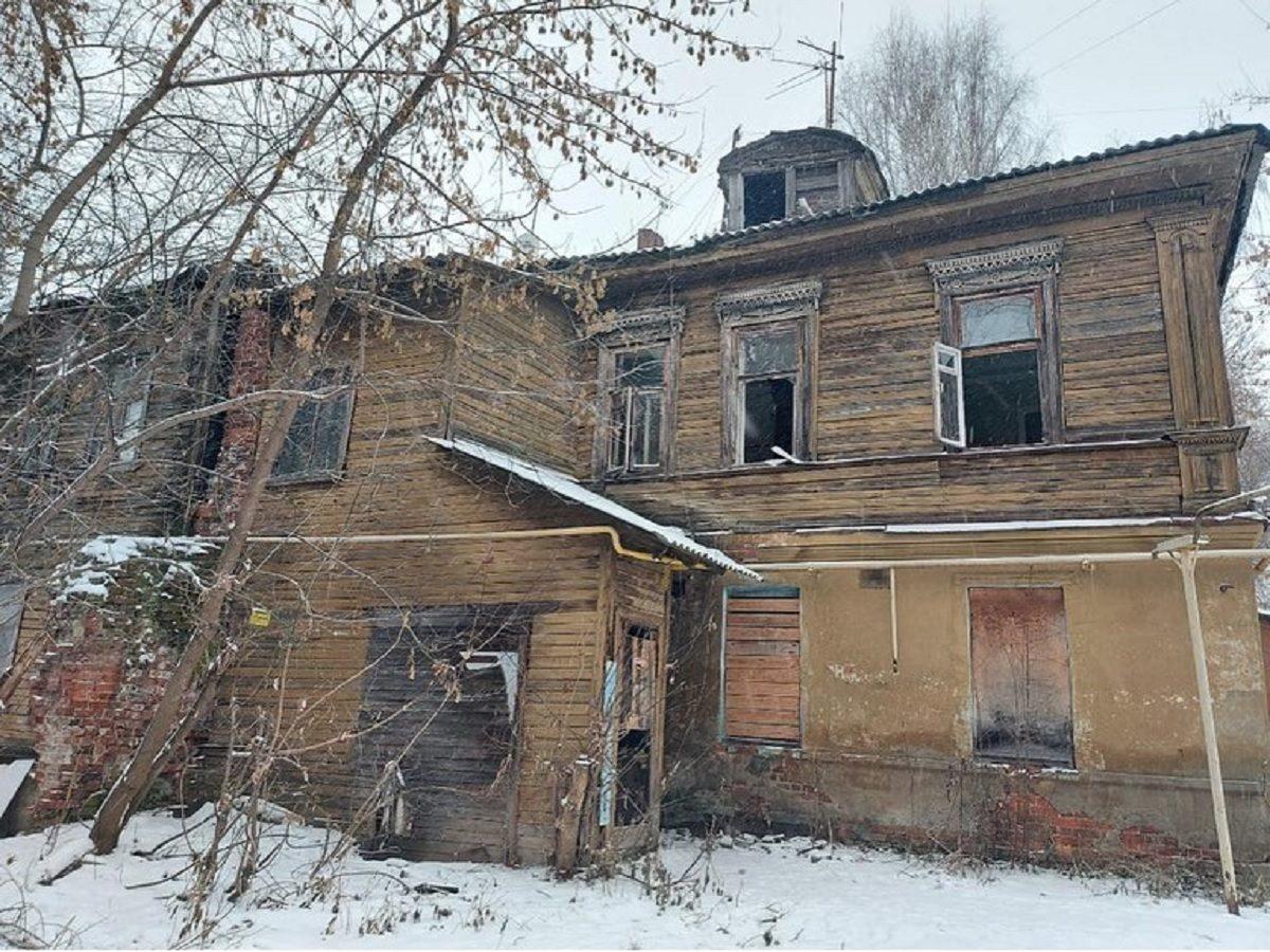 Инвентаризацию ветхих домов проведут в Нижнем Новгороде