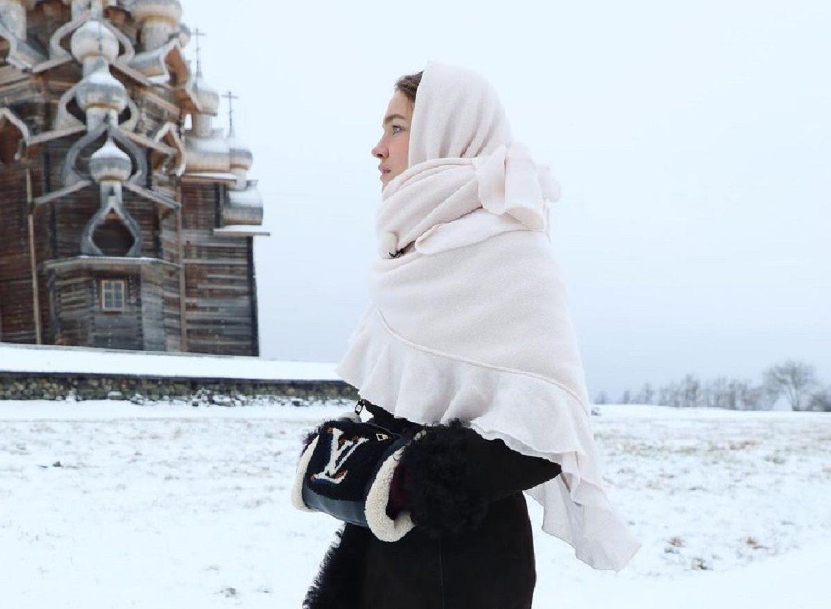 Наталья Водянова показала, как отдохнула в Выборге