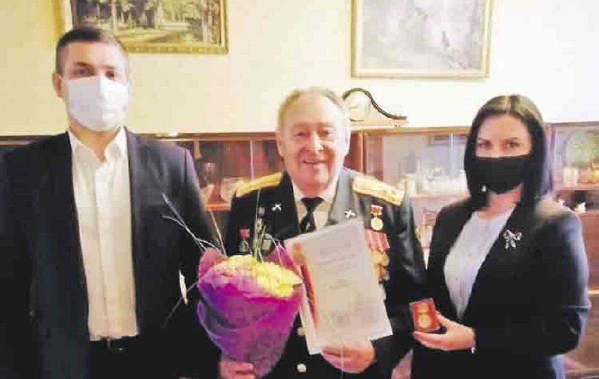 Нижегородцу Яну Шварцу присвоили звание «Заслуженный ветеран Нижегородской области»