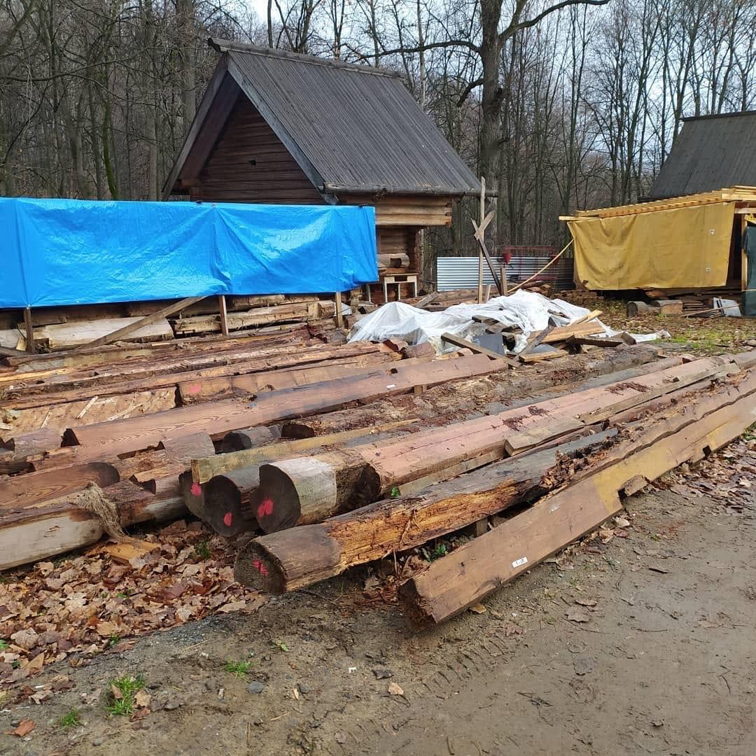 Нижегородские градозащитники предотвратили вывоз Дома Павловой на Щелоковском хуторе