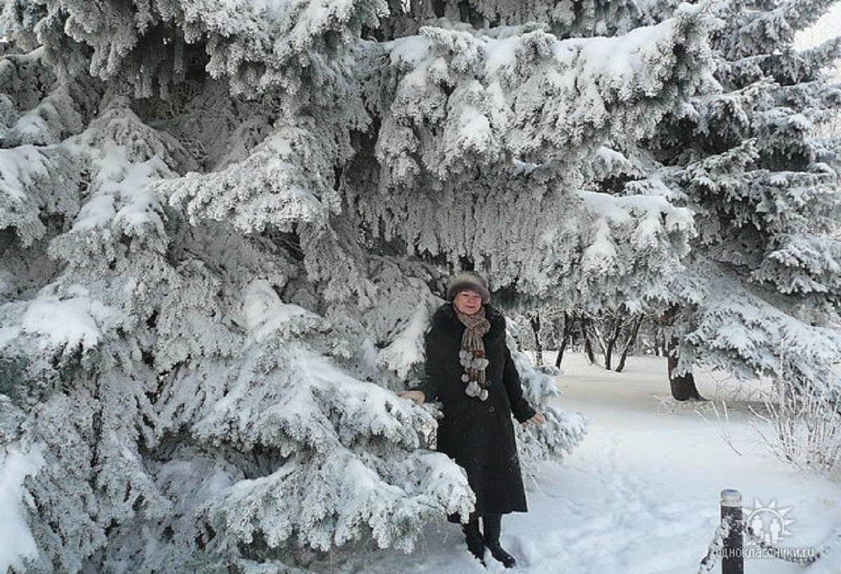 Зинаида Копнина блогер