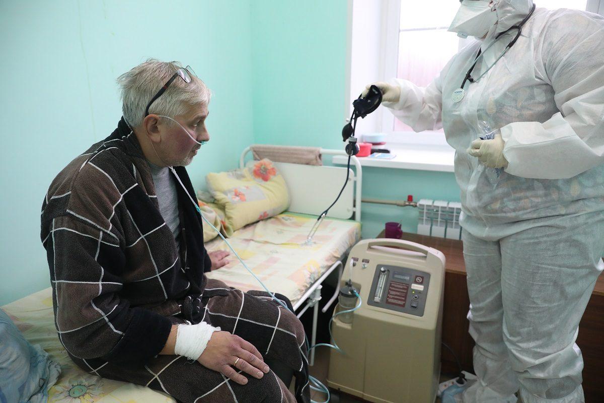 В32 районах Нижегородской области засутки невыявлено новых случаев заражения коронавирусом